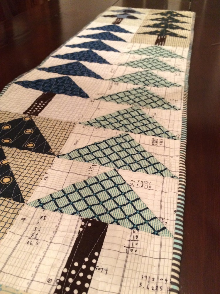 Image of Road @Home Blue Ridge Table Runner Kit