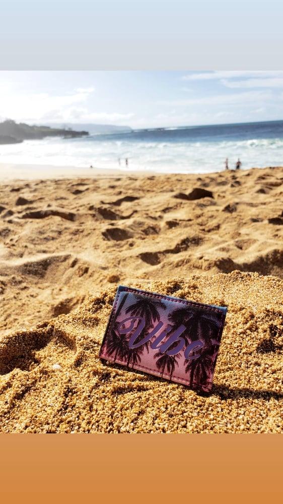 "Image of Hawaiian ""VIBE"" Laser cut"