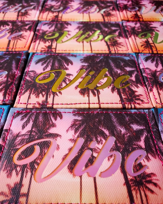 "Image of Hawaiian ""VIBE"" Laser cut"