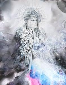 "Image of ""The Empress"" Original Painting"