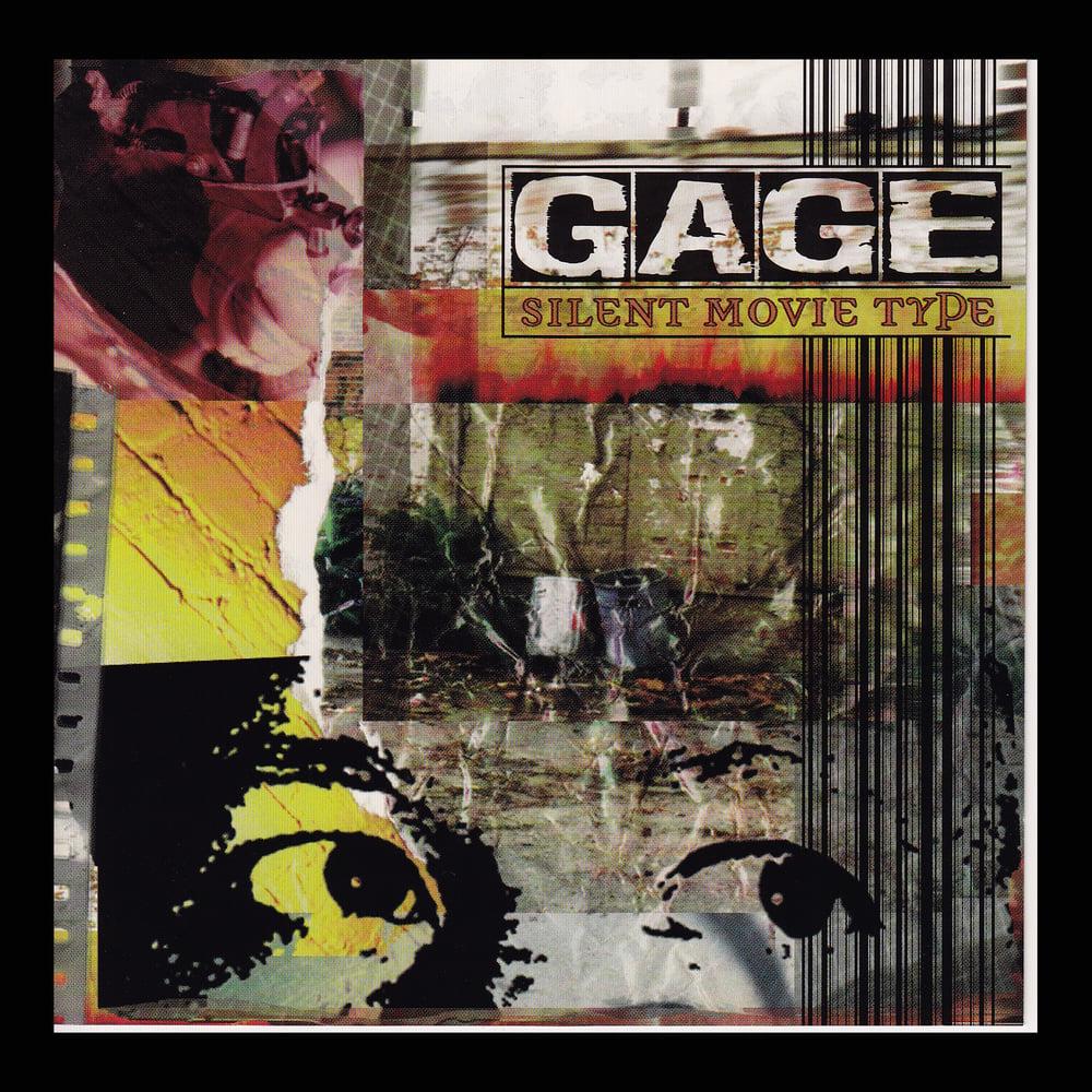 "Gage CD ""Silent Movie Type"""