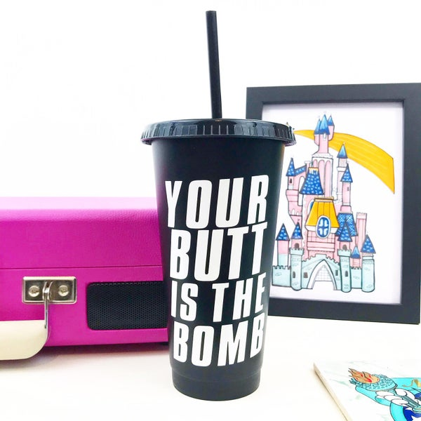 Image of Peralta Reusable Cold Cup