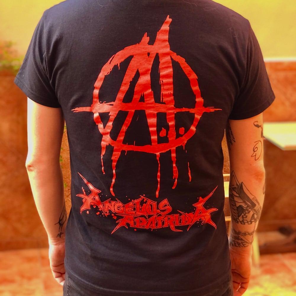 Angelus Apatrida Cover T-Shirt