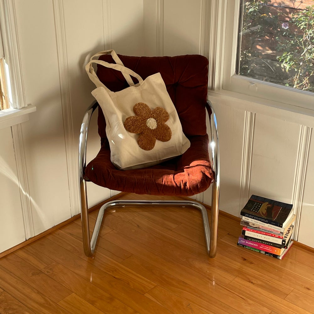 Image of Large Canvas tote