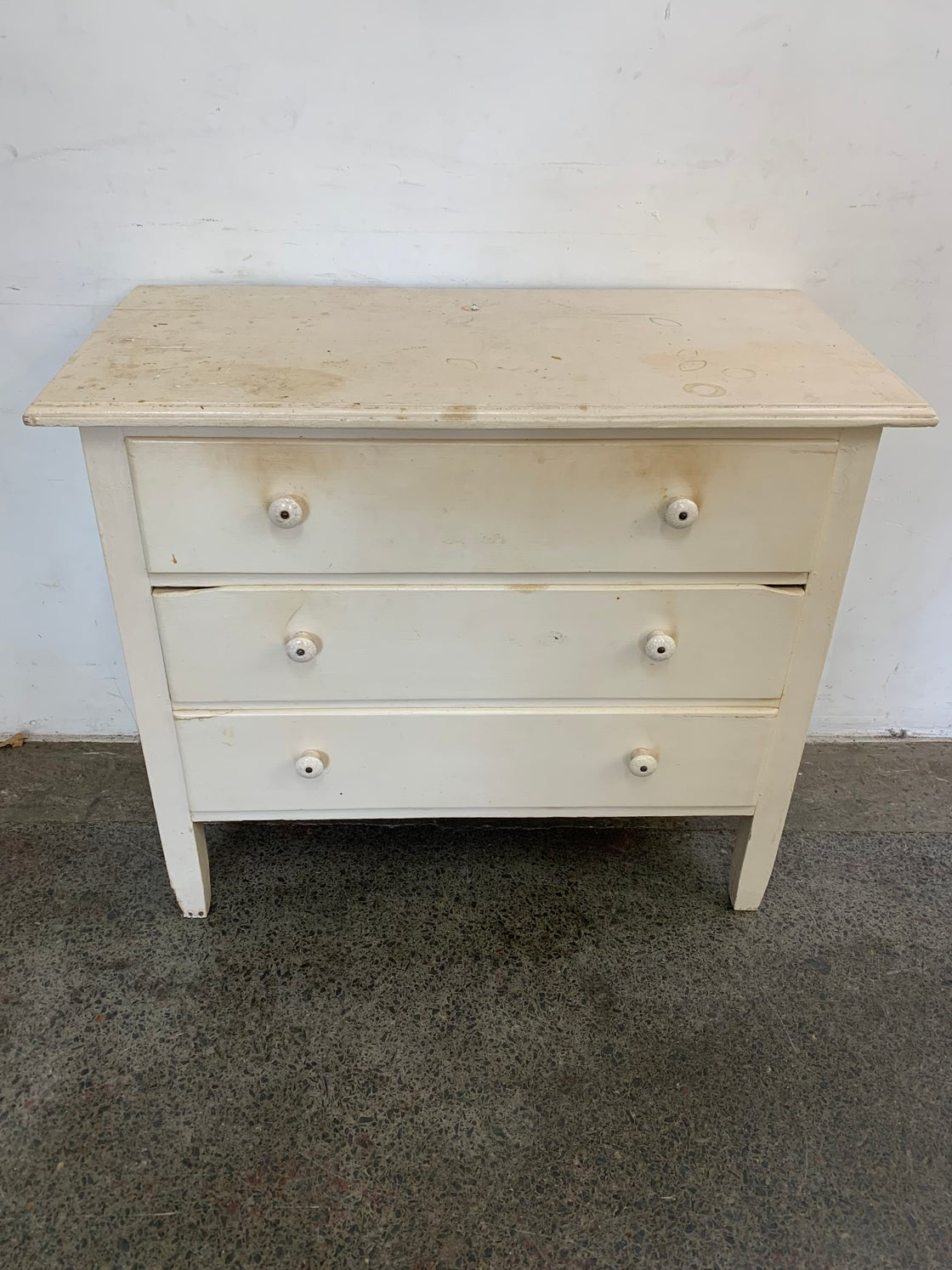 Image of 1950s CHEST