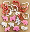 Animal Circus Cookie Cutters Set (5)