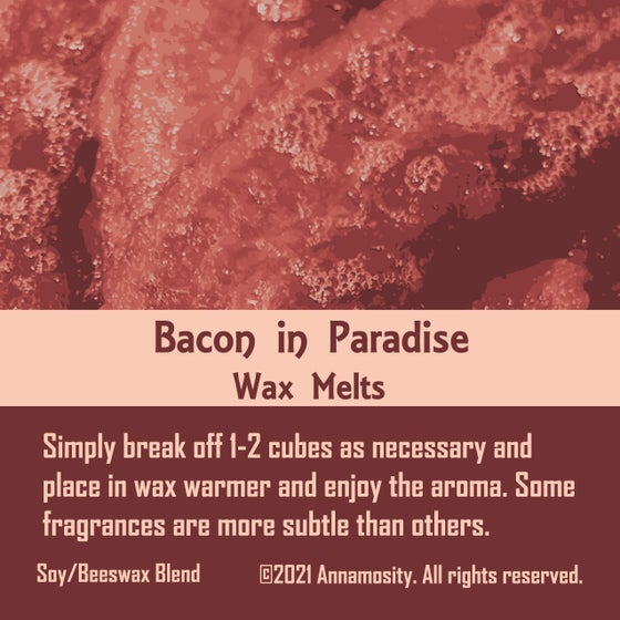 Image of Bacon in Paradise - Wax Melts