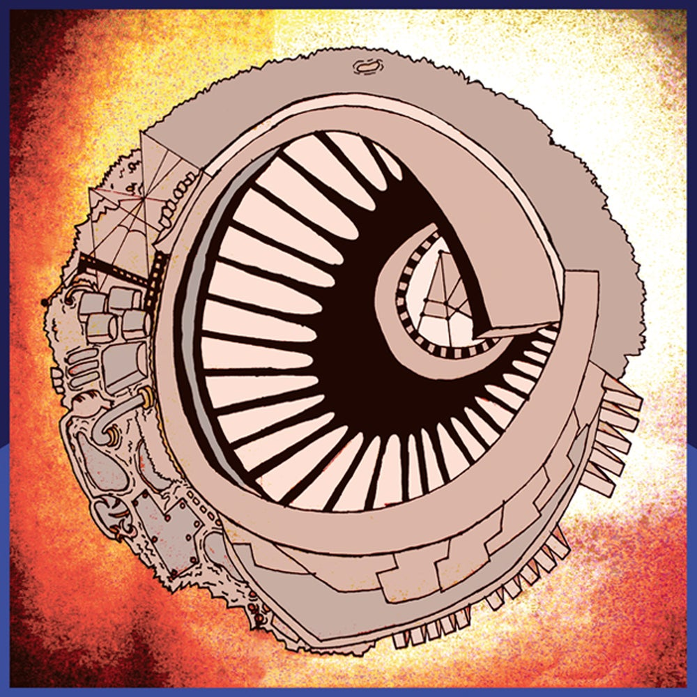 The Flying Luttenbachers - Cataclysm / Spectral Warrior Mythos Vol. 1 (IMP040)