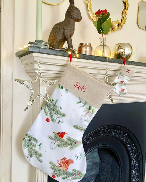 Image of Festive Friends Stocking