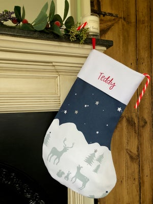 Image of Wish Upon A Star Stocking