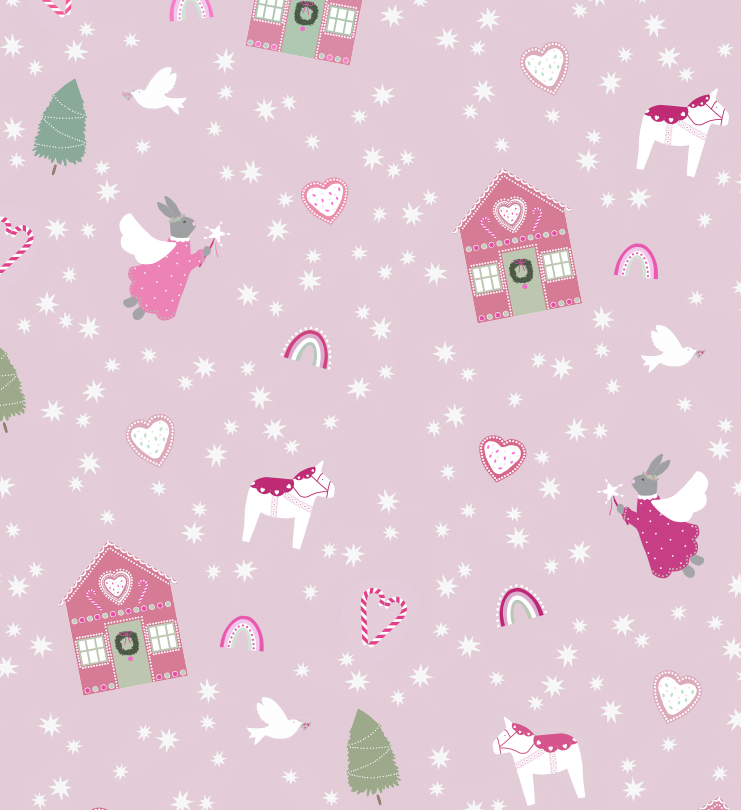 Image of Fairy Christmas Stocking