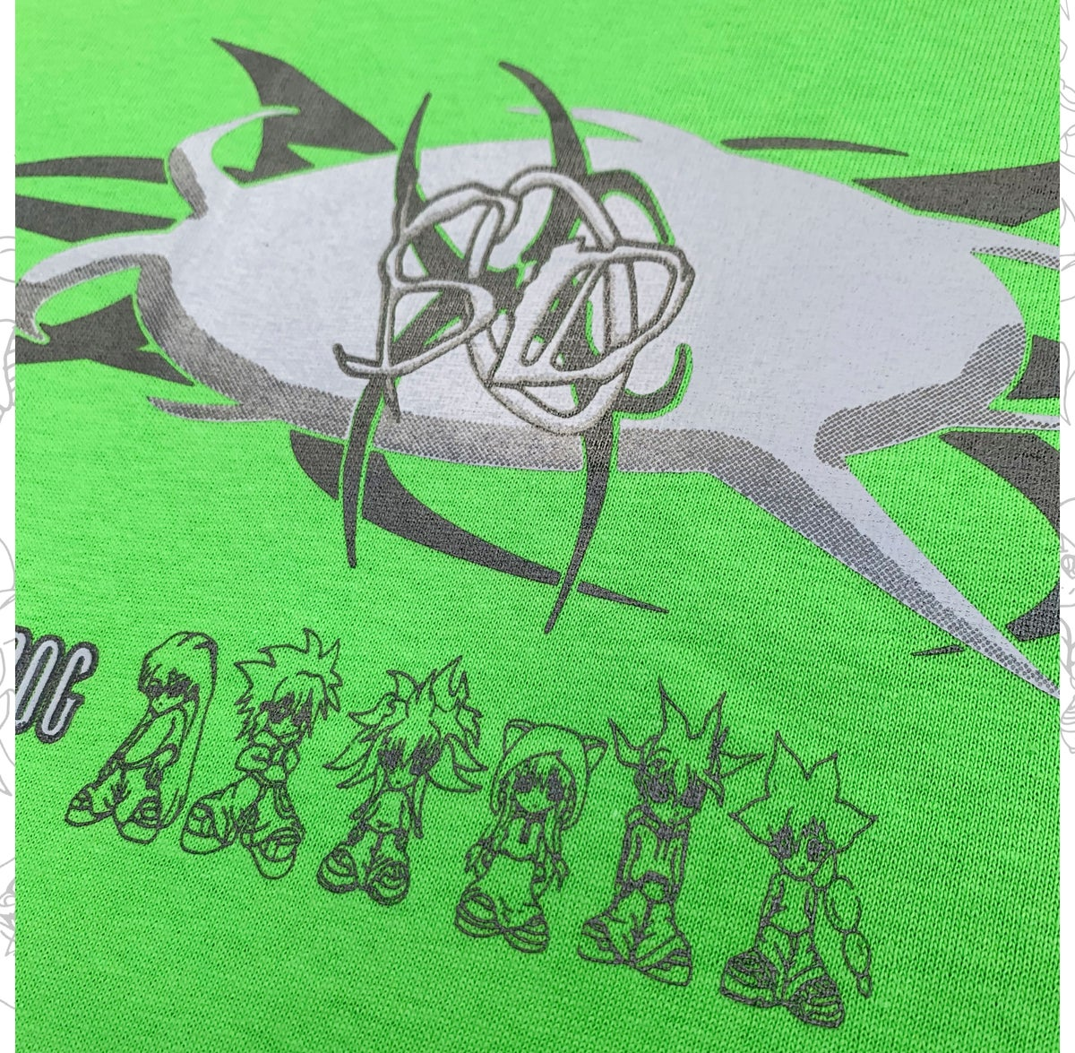 Image of Blades T-shirt