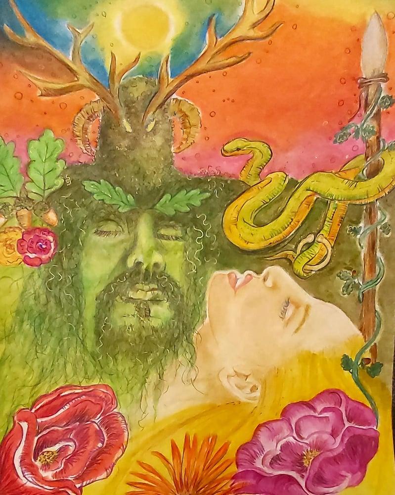 Pagan Season - Beltane, 1st May