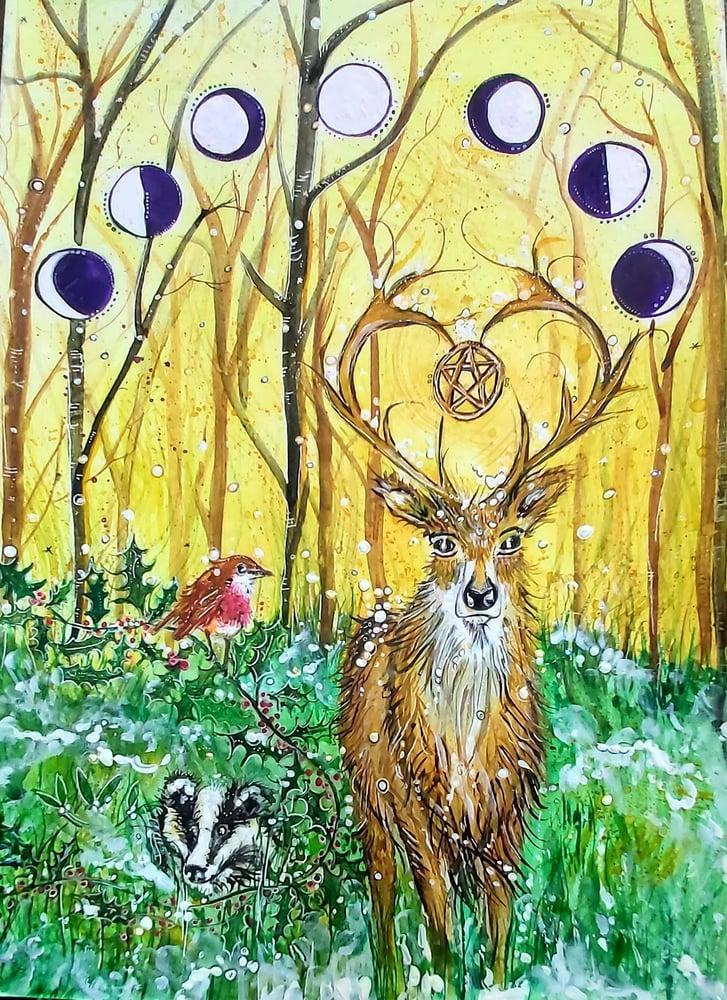 Pagan Season - Yule,  Winter Solstice