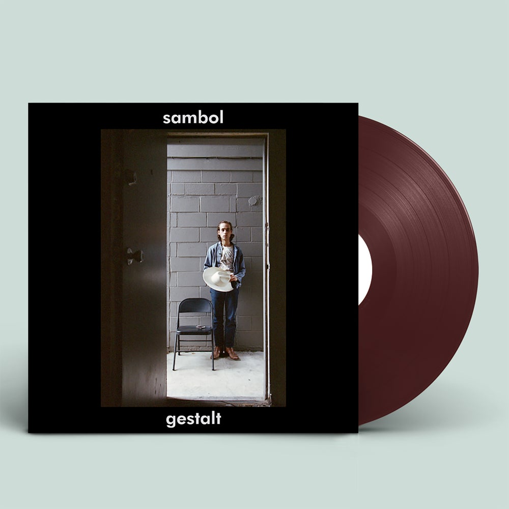 """Gestalt"" Vinyl by Ryan Sambol"