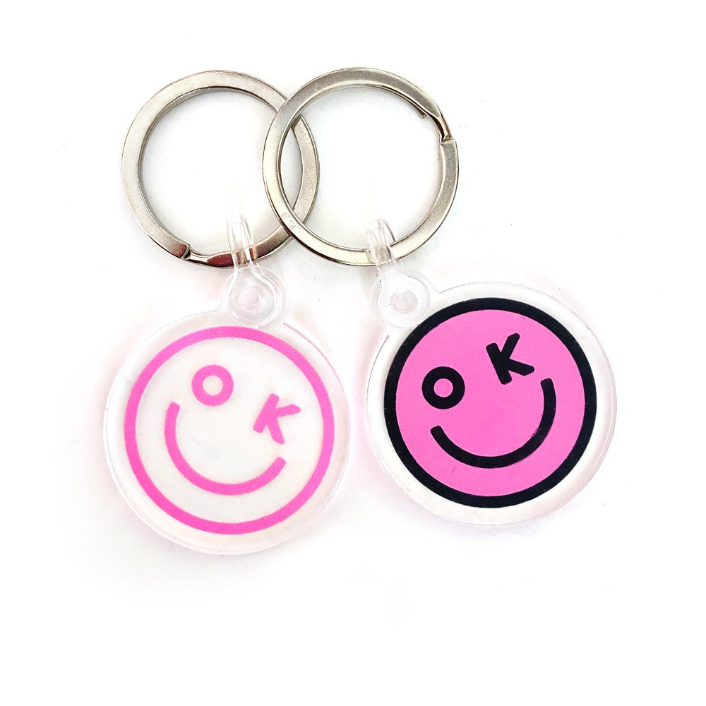 Image of OKMC Keychains