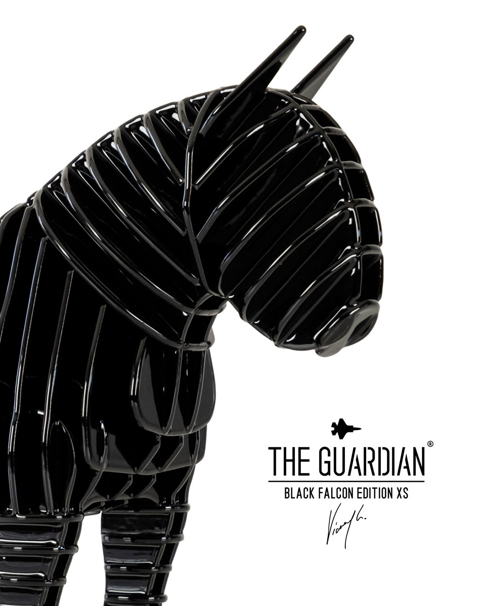 Image of Pre-Order - The Guardian® - Black Falcon Edition XS - 8 units