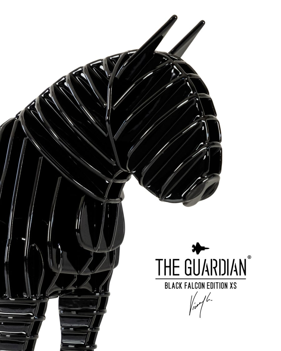 Image of The Guardian® - Black Falcon Edition XS - 8 units