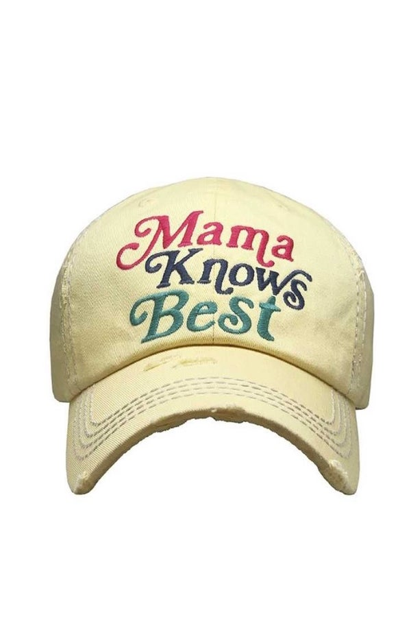 Image of Mama Knows Hat