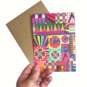 Image of City Bloom Greeting Cards