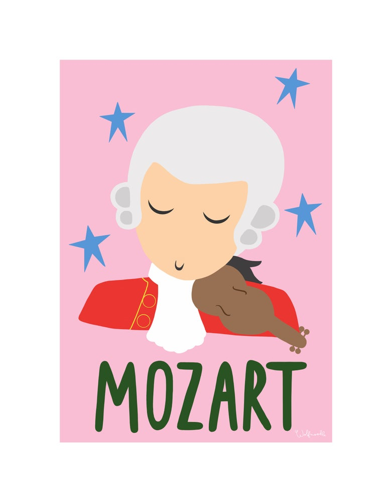 Image of MOZART