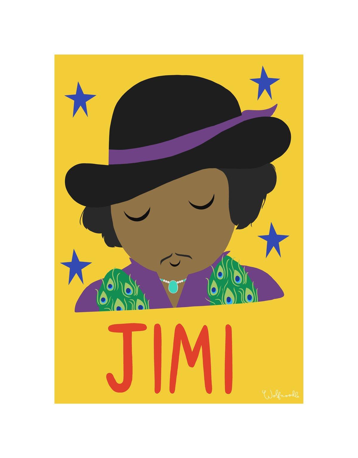 Image of JIMI