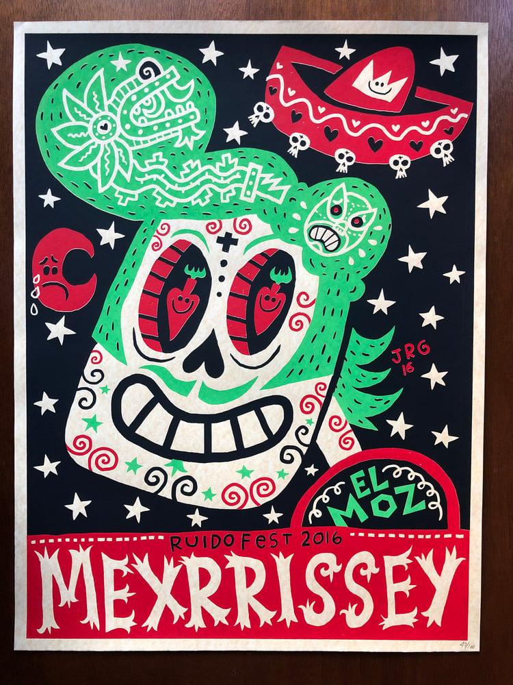 Image of MEXRRISEY  x  Jorge Gutiérrez