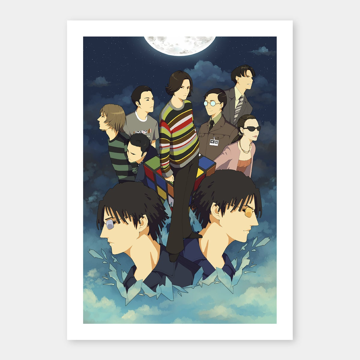 Image of Save Me - A4 Print