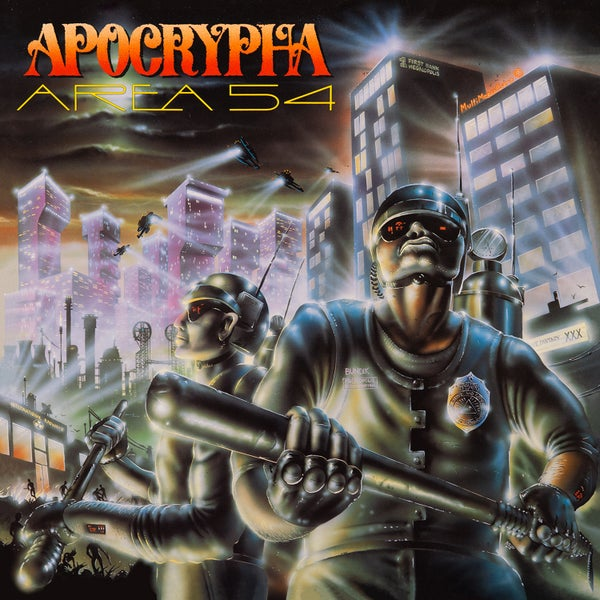 Image of APOCRYPHA - Area 54
