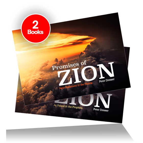 Image of Promises of Zion: Combined Set - Peter Dresser
