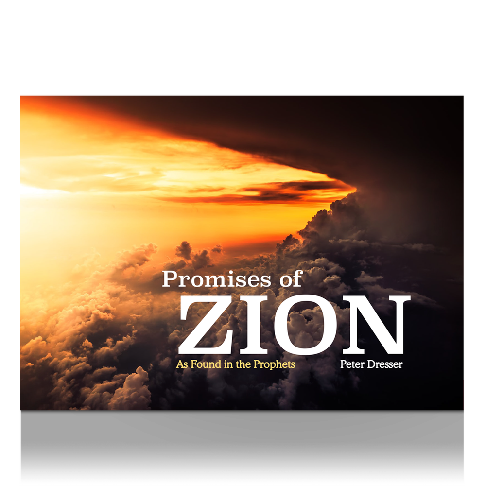 Image of Promises of Zion: As Found in the Prophets - Peter Dresser