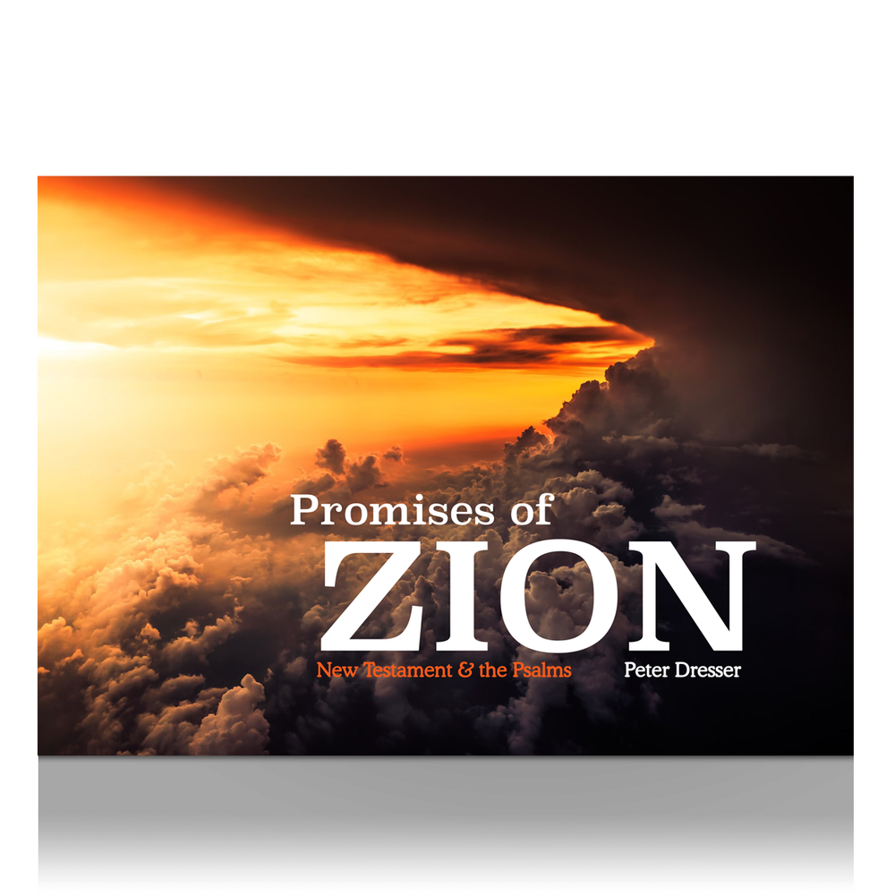 Image of Promises of Zion: New Testament & the Psalms - Peter Dresser