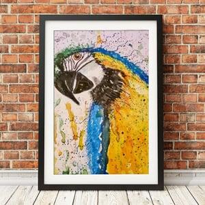 Spirit of the Parrot