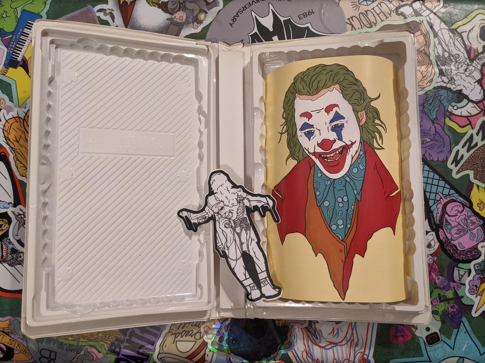 VHS Retro Print Packs: Joker