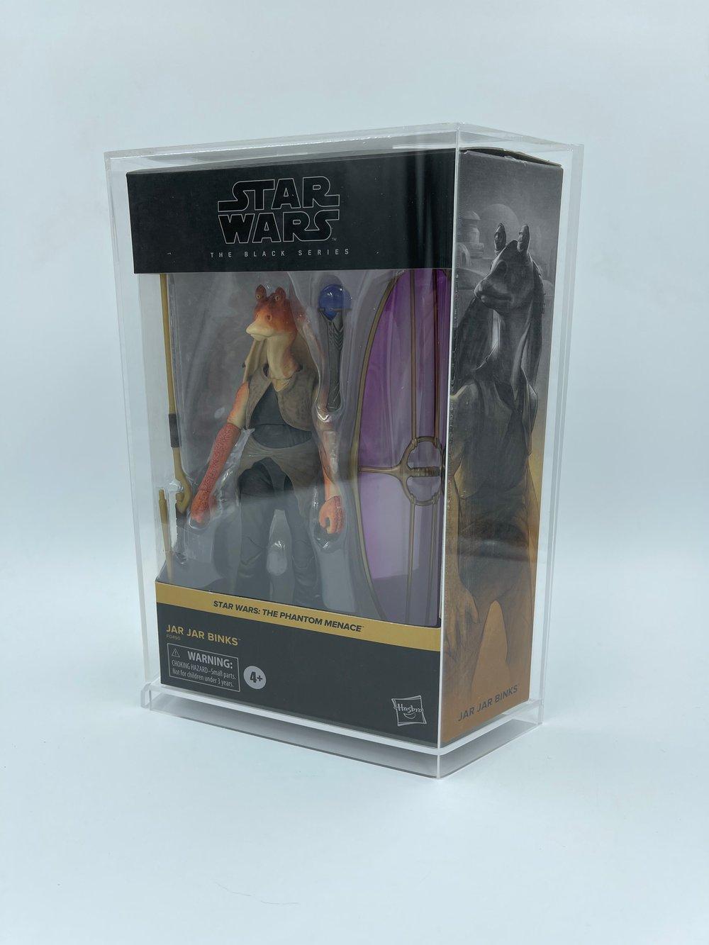 New Black Series Deluxe Acrylic Case -