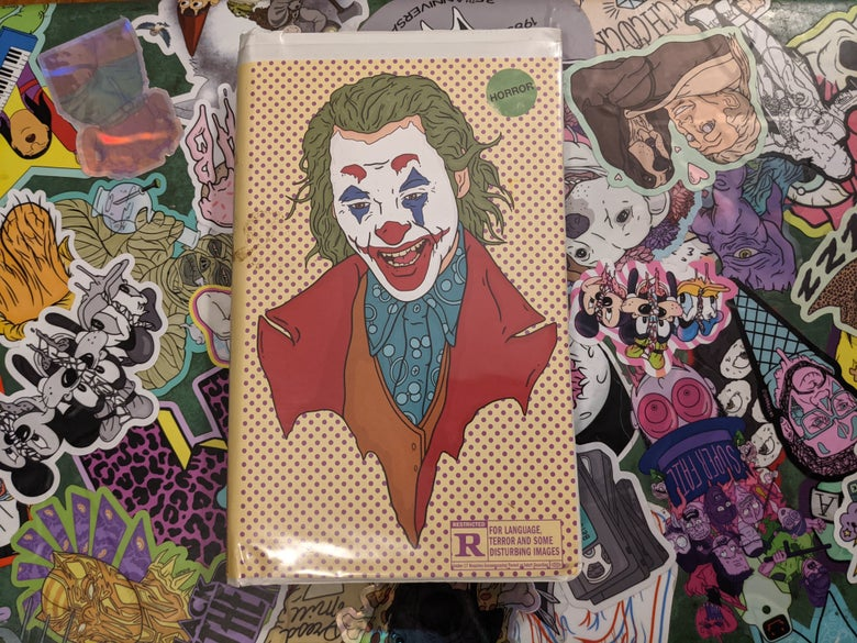 Image of VHS Retro Print Packs: Joker