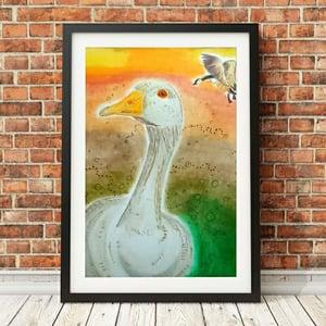 Spirit of the Goose