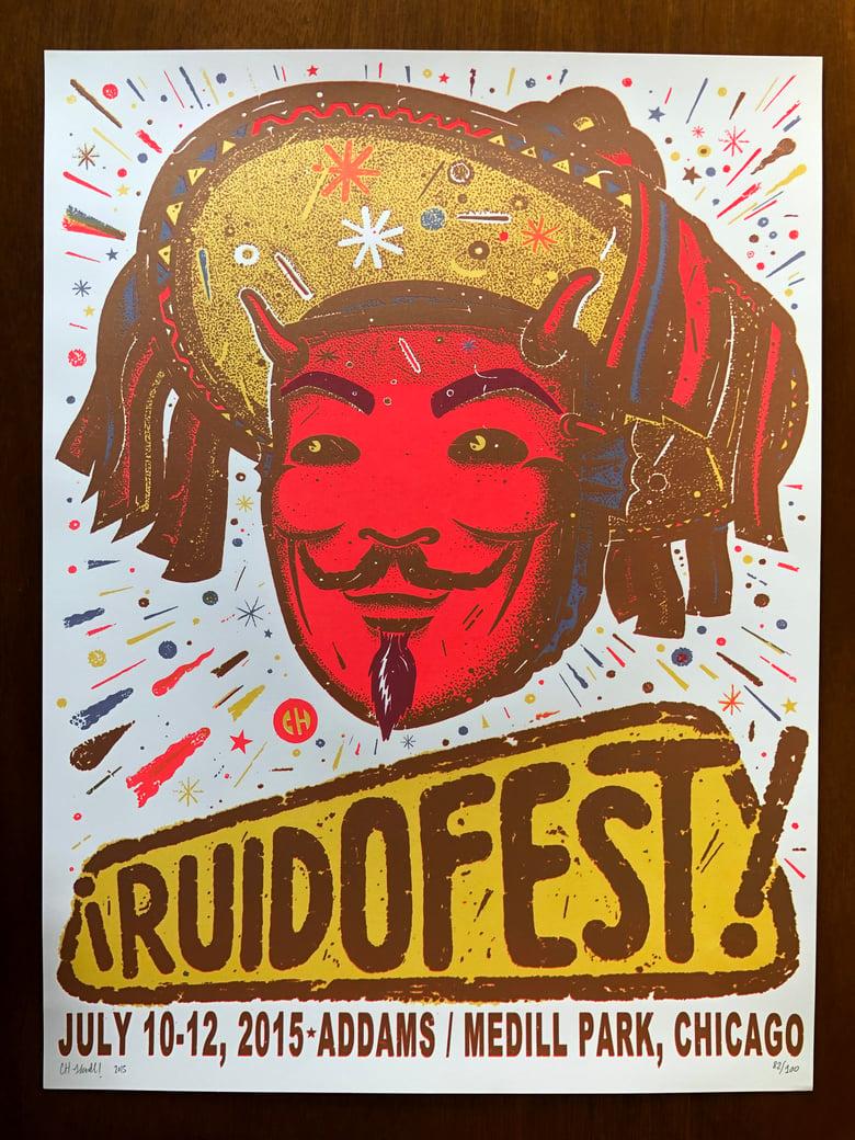 Image of RUIDOFEST 2015  x  CHema Skandal!