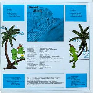 Gaoulé Mizik - Gaoulé Mizik (Private - Guadeloupe - 1988)