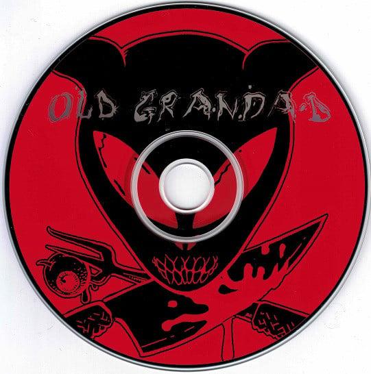 "Old Grandad ""OGD EP / SanFran666co Bootleg"" CD"