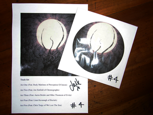 Image of Flood The Sun EP Limited Edition