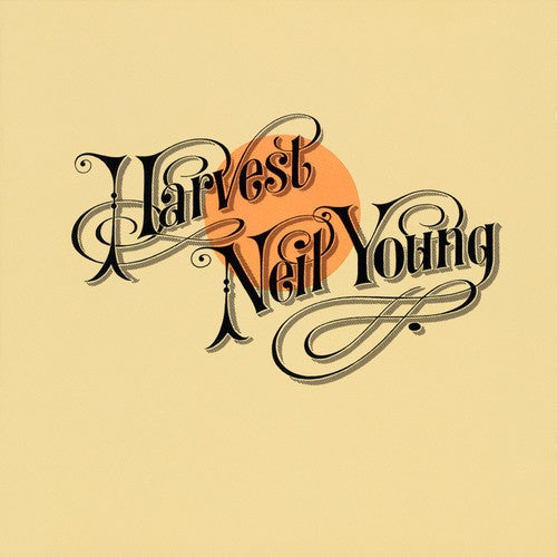 Image of Neil Young - Harvest