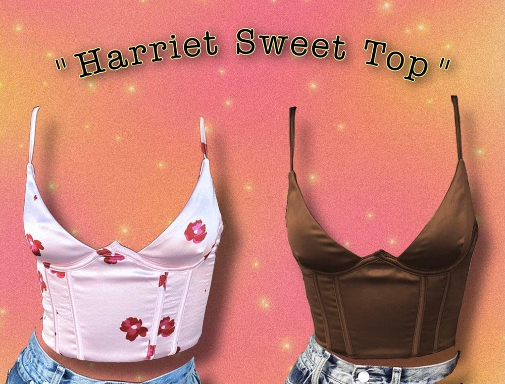 Image of Harriet Sweet Top