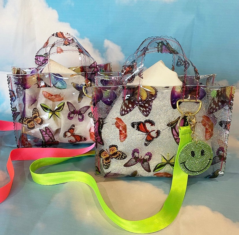 Image of BUTTERFLY MINI BAG