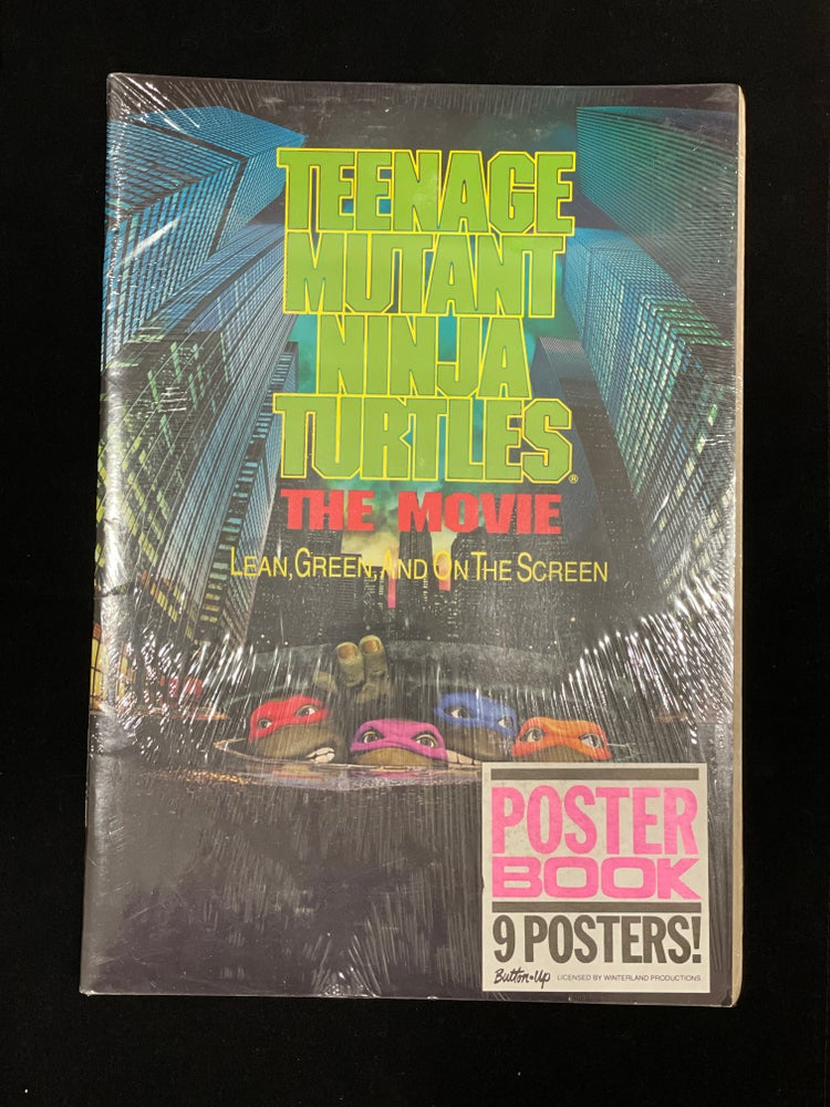 Image of SEALED 1990 Poster Book