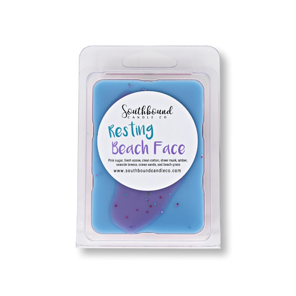 Image of Clamshell - Resting Beach Face