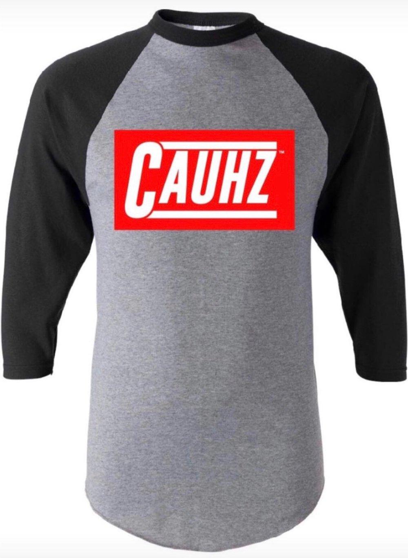 Cauhz™ (3/4 Baseball) Tee