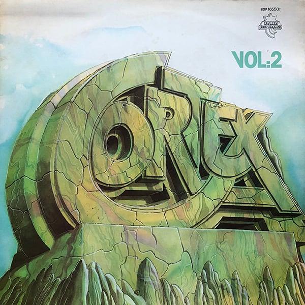 Cortex - Volume 2 ( Disques Espérance - 1977)