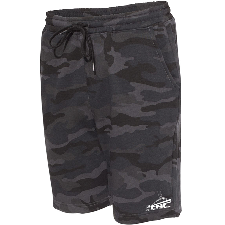 Image of Seabound Functional Shorts (black camo)