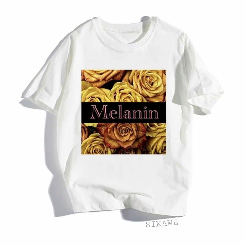 Image of MELANIN T-SHIRT